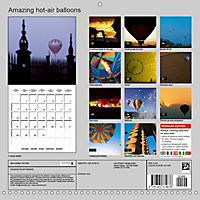 Amazing hot-air balloons (Wall Calendar 2019 300 × 300 mm Square) - Produktdetailbild 13