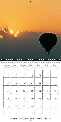 Amazing hot-air balloons (Wall Calendar 2019 300 × 300 mm Square) - Produktdetailbild 10