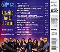 Amazing World Of Gospel - Produktdetailbild 1