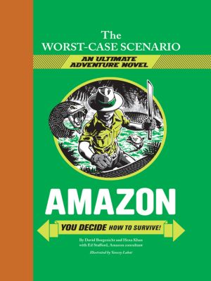 Amazon, David Borgenicht, Ed Stafford, Hena Khan