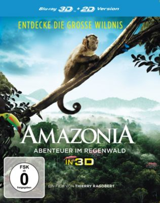 Amazonia: Abenteuer im Regenwald - 3D-Version