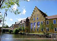 Amberg - Stadt zwischen Tradition und Moderne (Wandkalender 2019 DIN A3 quer) - Produktdetailbild 4