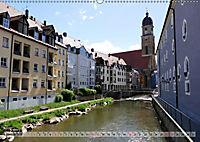 Amberg - Stadt zwischen Tradition und Moderne (Wandkalender 2019 DIN A2 quer) - Produktdetailbild 1