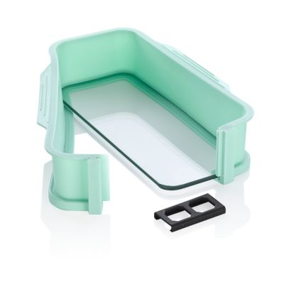 AMBIKON Kastenform mit Glasboden