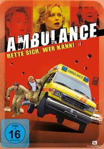 Ambulance, Laurits Munch-Petersen, Lars Andreas Pedersen
