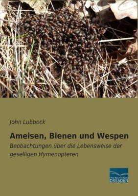Ameisen, Bienen und Wespen - John Lubbock |