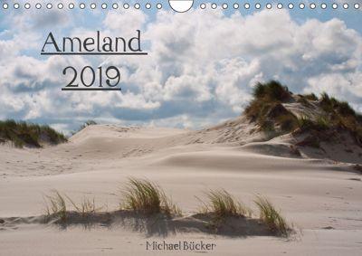 Ameland (Wandkalender 2019 DIN A4 quer), Michael Bücker