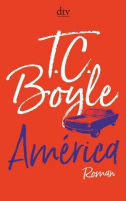 América - T. C. Boyle |