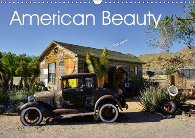 American Beauty (Wall Calendar 2019 DIN A3 Landscape), André Poling