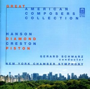 American Composers Collection, Schwarz, New York Chamber Symphony