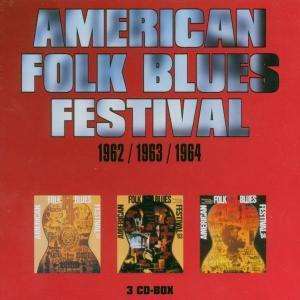 American Folk Blues Festival 1962-64, Diverse Interpreten