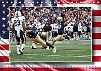 American Football - Kickoff (Tischkalender 2019 DIN A5 quer) - Produktdetailbild 10