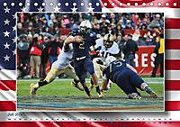 American Football - Kickoff (Tischkalender 2019 DIN A5 quer) - Produktdetailbild 7