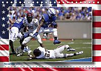 American Football - Kickoff (Tischkalender 2019 DIN A5 quer) - Produktdetailbild 11