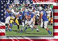 American Football - Kickoff (Tischkalender 2019 DIN A5 quer) - Produktdetailbild 9