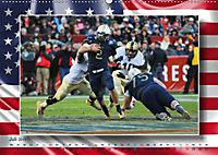 American Football - Kickoff (Wandkalender 2019 DIN A2 quer) - Produktdetailbild 7