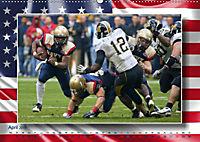 American Football - Kickoff (Wandkalender 2019 DIN A2 quer) - Produktdetailbild 4