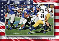 American Football - Kickoff (Wandkalender 2019 DIN A2 quer) - Produktdetailbild 6