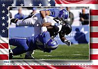 American Football - Kickoff (Wandkalender 2019 DIN A2 quer) - Produktdetailbild 3