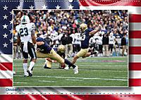 American Football - Kickoff (Wandkalender 2019 DIN A2 quer) - Produktdetailbild 10