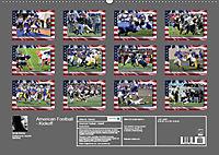 American Football - Kickoff (Wandkalender 2019 DIN A2 quer) - Produktdetailbild 13