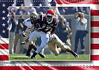 American Football - Kickoff (Wandkalender 2019 DIN A3 quer) - Produktdetailbild 2