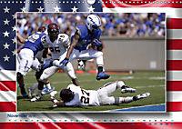 American Football - Kickoff (Wandkalender 2019 DIN A3 quer) - Produktdetailbild 11