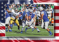 American Football - Kickoff (Wandkalender 2019 DIN A3 quer) - Produktdetailbild 9