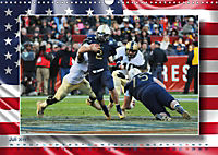 American Football - Kickoff (Wandkalender 2019 DIN A3 quer) - Produktdetailbild 7