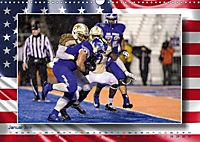 American Football - Kickoff (Wandkalender 2019 DIN A3 quer) - Produktdetailbild 1