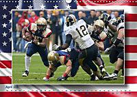 American Football - Kickoff (Wandkalender 2019 DIN A3 quer) - Produktdetailbild 4