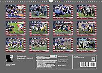 American Football - Kickoff (Wandkalender 2019 DIN A3 quer) - Produktdetailbild 13