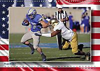 American Football - Kickoff (Wandkalender 2019 DIN A3 quer) - Produktdetailbild 8