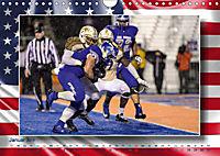 American Football - Kickoff (Wandkalender 2019 DIN A4 quer) - Produktdetailbild 1