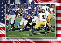American Football - Kickoff (Wandkalender 2019 DIN A4 quer) - Produktdetailbild 6