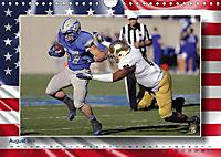 American Football - Kickoff (Wandkalender 2019 DIN A4 quer) - Produktdetailbild 8