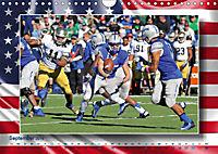 American Football - Kickoff (Wandkalender 2019 DIN A4 quer) - Produktdetailbild 9