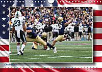 American Football - Kickoff (Wandkalender 2019 DIN A4 quer) - Produktdetailbild 10