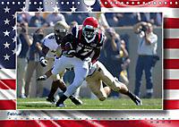 American Football - Kickoff (Wandkalender 2019 DIN A4 quer) - Produktdetailbild 2