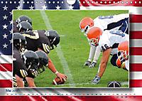 American Football - Kickoff (Wandkalender 2019 DIN A4 quer) - Produktdetailbild 5