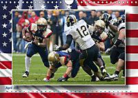American Football - Kickoff (Wandkalender 2019 DIN A4 quer) - Produktdetailbild 4
