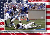 American Football - Kickoff (Wandkalender 2019 DIN A4 quer) - Produktdetailbild 11