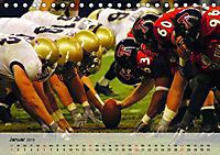 American Football. Nichts für Feiglinge! (Tischkalender 2019 DIN A5 quer) - Produktdetailbild 1