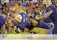 American Football. Nichts für Feiglinge! (Tischkalender 2019 DIN A5 quer) - Produktdetailbild 6