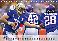 American Football. Nichts für Feiglinge! (Tischkalender 2019 DIN A5 quer) - Produktdetailbild 8