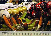 American Football. Nichts für Feiglinge! (Wandkalender 2019 DIN A4 quer) - Produktdetailbild 1