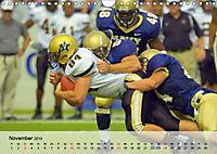 American Football. Nichts für Feiglinge! (Wandkalender 2019 DIN A4 quer) - Produktdetailbild 11