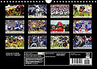 American Football. Nichts für Feiglinge! (Wandkalender 2019 DIN A4 quer) - Produktdetailbild 13