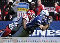 American Football. Nichts für Feiglinge! (Wandkalender 2019 DIN A4 quer) - Produktdetailbild 12