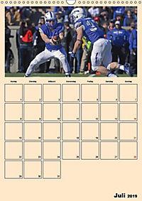 American Football. Rau, spannend, kraftvoll (Wandkalender 2019 DIN A3 hoch) - Produktdetailbild 7